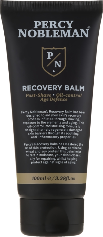 Balsam rewitalizujący po goleniu - Percy Nobleman Recovery After Shave Balm — фото N2