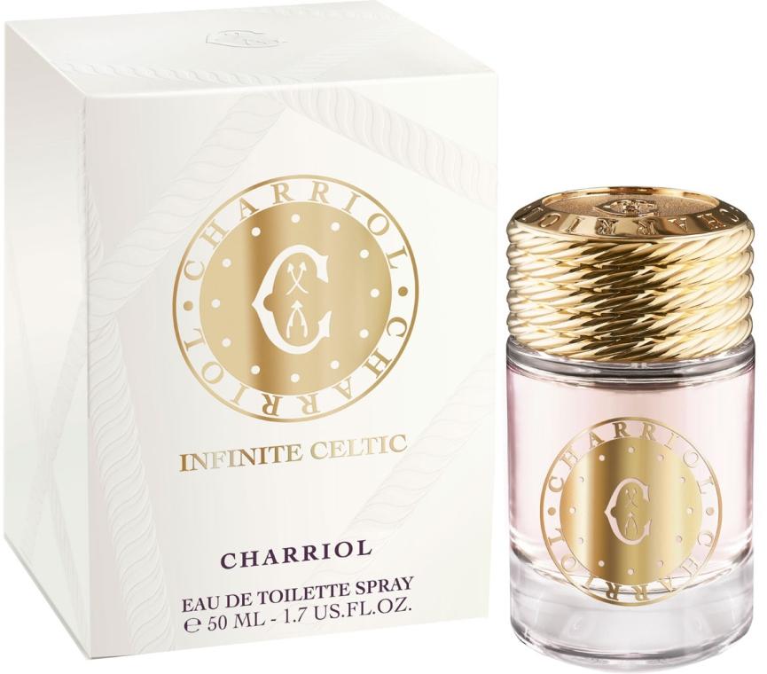 Charriol Infinite Celtic For Women - Woda toaletowa (tester z nakrętką) — фото N2