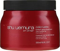 Kup Maska do włosów farbowanych - Shu Uemura Art of Hair Color Lustre Treatment