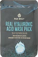 Kup Maseczka w płachcie do twarzy z kwasem hialuronowym - Pax Moly Real Hyaluronic Acid Mask Pack