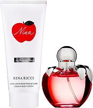 Kup Nina Ricci Nina - Zestaw (edt 80 ml + b/cr-lot 100 ml)