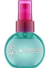 Kup Teksturyzujący spray do włosów z solą morską - Tigi Bed Head Queen Beach Salt Infused Texture Spray