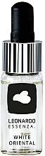 Kup Esencja do dyfuzora zapachowego, White oriental - Leonardo Fragrance White Oriental