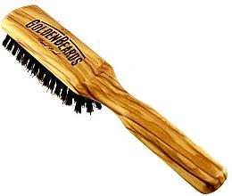 Kup Szczotka do brody, 20 cm - Golden Beards Beard Brush