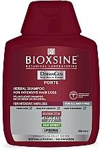 Kup Ziołowy szampon przeciw intensywnemu wypadaniu włosów - Biota Bioxsine DermaGen Forte Herbal Shampoo For Intensive Hair Loss