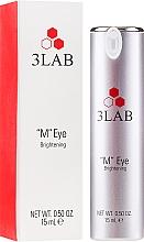 Kup Rozświetlający krem do skóry wokół oczu - 3Lab M Eye Brightening Cream