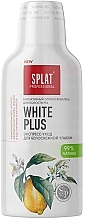 Kup Płyn do płukania jamy ustnej - SPLAT White Plus Mouthwash