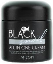 Kup Krem z ekstraktem ze śluzu czarnych ślimaków - Mizon Black Snail All In One Cream