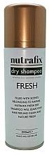 Kup Odświeżający suchy szampon do włosów - Nutrafix Fresh Dry Shampoo
