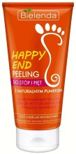 Kup Peeling do stóp i pięt z naturalnym pumeksem - Bielenda Happy End