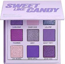 Kup Paleta cieni do powiek - Makeup Obsession Sweet Like Candy Shadow Palette