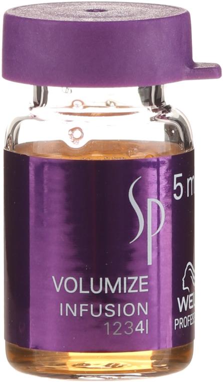 Esencja nadająca objętość włosom - Wella SP Volumize Infusion — фото N2