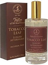 Kup Taylor of Old Bond Street Tobacco Leaf Aftershave Lotion - Płyn po goleniu