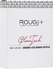 Kup Krem BB do twarzy SPF 15 - Rougj+ GlamTech BB Magic Tinted Cream