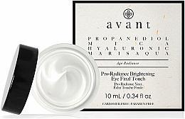 Kup Przeciwstarzeniowy krem pod oczy - Avant Skincare Pro-Radiance Brightening Eye Final Touch