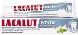 Kup Pasta do zębów Biała alpejska mięta - Lacalut White Alpenminze Toothpaste