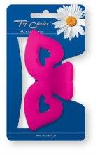 Kup Klamra do włosów (neon) różowa - Top Choice
