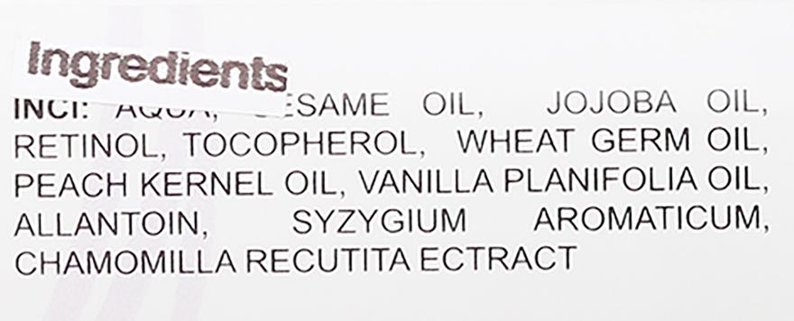 Afrodyzjakowy balsam do ciała - Sezmar Collection Love Metsel Aphrodisiac Body Lotion — фото N3