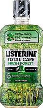 Kup Płyn do płukania jamy ustnej - Listerine Total Care Fresh Forest Elixir Bocal