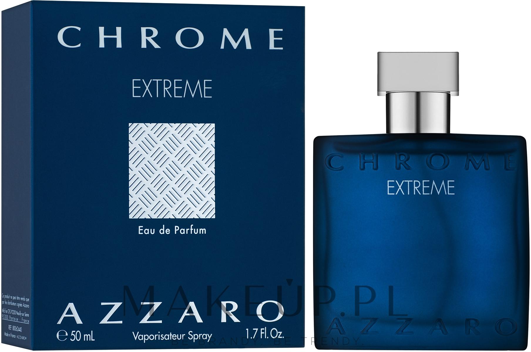 Azzaro Chrome Extreme - Woda perfumowana — фото 50 ml