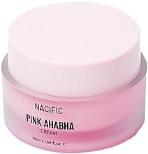 Kup Krem do twarzy z ekstraktem z arbuza, kwasami AHA i BHA - Nacific Pink AHA BHA Cream