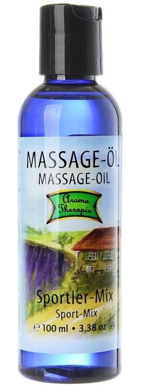 Olejek do masażu Sport - Styx Naturcosmetic Massage Oil — фото N1