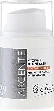 Kup Odżywczy krem do twarzy na dzień z witaminą E - Le Chaton Argenté Nourishing Day Cream With Vitamin E