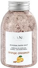 Kup Sól mineralna do kąpieli Pomarańcza z cynamonem - Kanu Nature Orange Cinnamon Mineral Bath Salt