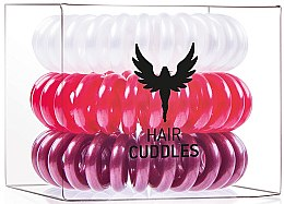 Kup Gumka do włosów - HH Simonsen Hair Cuddles Red, Dark Red, Pearl