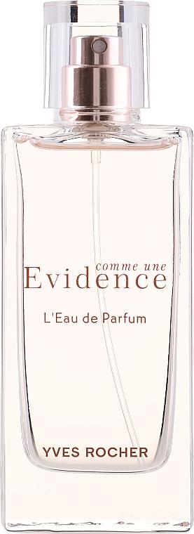 Yves Rocher Comme Une Evidence - woda perfumowana