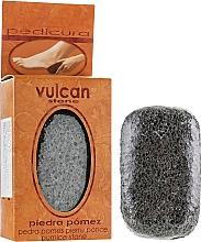 Kup Pumeks, 98x58x37mm, ciemnoszary - Vulcan Pumice Stone