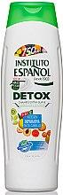 Kup Oczyszczający szampon do włosów - Instituto Espanol Detox Shampoo