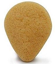 Kup Gąbka konjac do mycia twarzy, kropla - Bebevisa Less Konjac Sponge