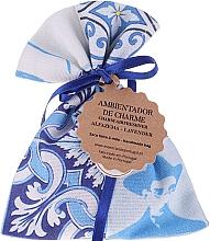 Kup Woreczek zapachowy, biało-niebieski, lawendowy - Essencias De Portugal Tradition Charm Air Freshener