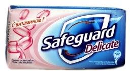 Kup Antybakteryjne mydło kosmetyczne z witaminą E - Safeguard Delicate