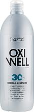 Kup Emulsja utleniająca do włosów 9% - Kosswell Professional Oxidizing Emulsion Oxiwell 9% 30 vol