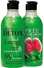 Kup Biożel pod prysznic Energetyczny - Let's Detox Body Boom Fresh Energy