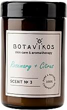 Kup Świeca zapachowa Rozmaryn i cytrusy - Botavikos Rosemary & Citrus