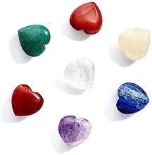 Kup Naturalne kamienie energetyczne Czakra - Crystallove Chakra Energy Stone Set