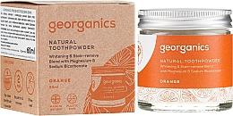 Kup Naturalny proszek do zębów - Georganics Red Mandarin Natural Toothpowder