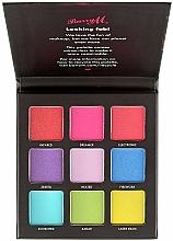 Kup Paleta cieni do powiek - Barry M Eyeshadow Palette Neon Brights