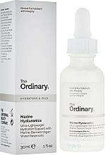 Kup Nawilżające serum do twarzy - The Ordinary Marine Hyaluronics
