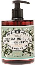 Kup PRZECENA! Mydło w płynie Jaśmin - Panier Des Sens Liquid Marseille Soap Precious Jasmine *