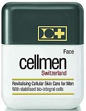 Kup Rewitalizujący krem komórkowy do twarzy dla mężczyzn - Cellmen Face Cream For Men