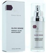 Kup Nawilżający krem z efektem glow - Holy Land Cosmetics Glow Sense