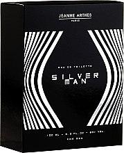 Kup Jeanne Arthes Silver Man - Woda toaletowa