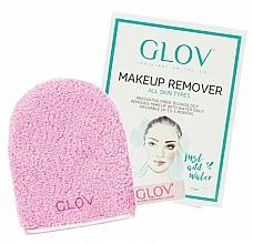 Kup Rękawiczka do demakijażu, różowa - Glov On-The-Go Makeup Remover Rose