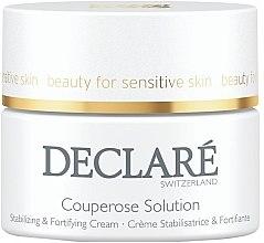 Kup Krem do twarzy przeciw kuperozie - Declaré Couperose Solution Stabilizing & Fortifying Cream