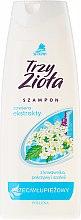 Kup Przeciwłupieżowy szampon do włosów - Pollena Trzy zioła