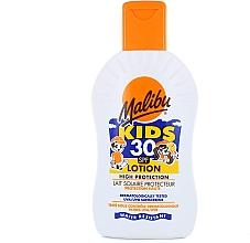 Kup Przeciwsłoneczny balsam dla dzieci - Malibu Sun Kids Lotion SPF30